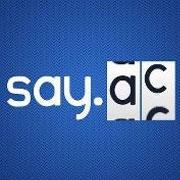 Say.ac Resmi