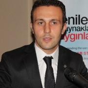 İlker Murat Ar Resmi