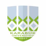 Karabük Üniversitesi Resmi
