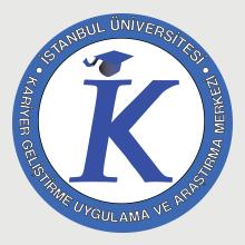 İstanbul Üniversitesi Kariyer Geliştirme Merkezi (KAGEM) Resmi
