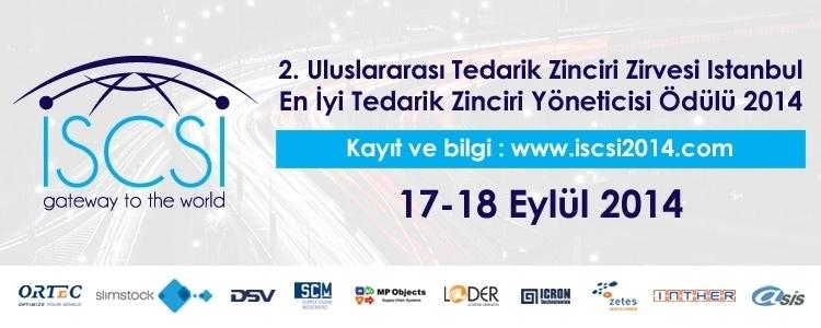 2. ISCSI Uluslararası Tedarik Zinciri Zirvesi - 2nd International Supply Chain Summit İstanbul