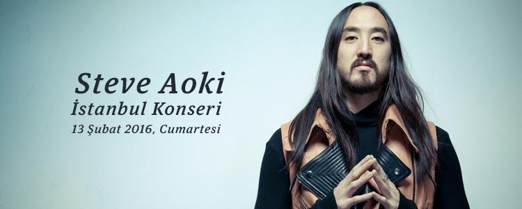 Steve Aoki İstanbul Konseri