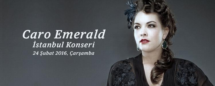 Caro Emerald İstanbul Konseri