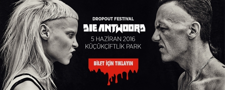 Dropout Festival - Die Antwoord
