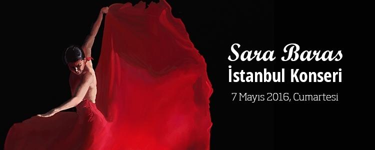 Sara Baras İstanbul
