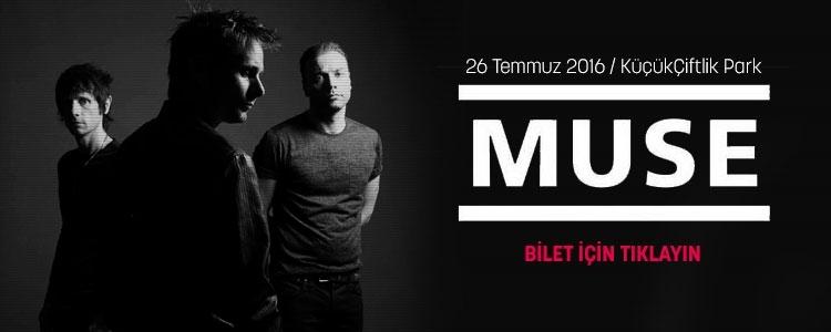 Muse İstanbul Konseri