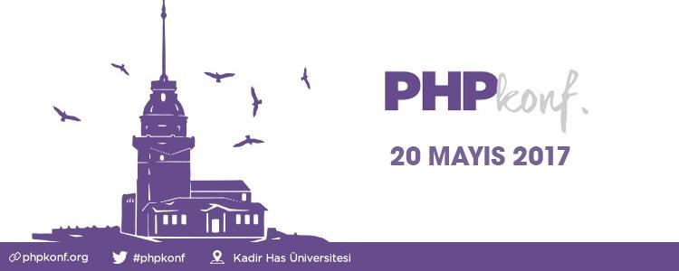 PHPKonf İstanbul PHP Konferansı 2017